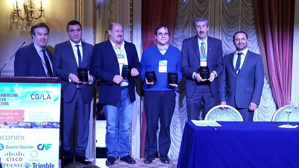 AFE recibió premio por su proyecto PPP