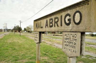 ESTACION DE MAL ABRIGO DECLARADA MONUMENTO HISTORICO NACIONAL