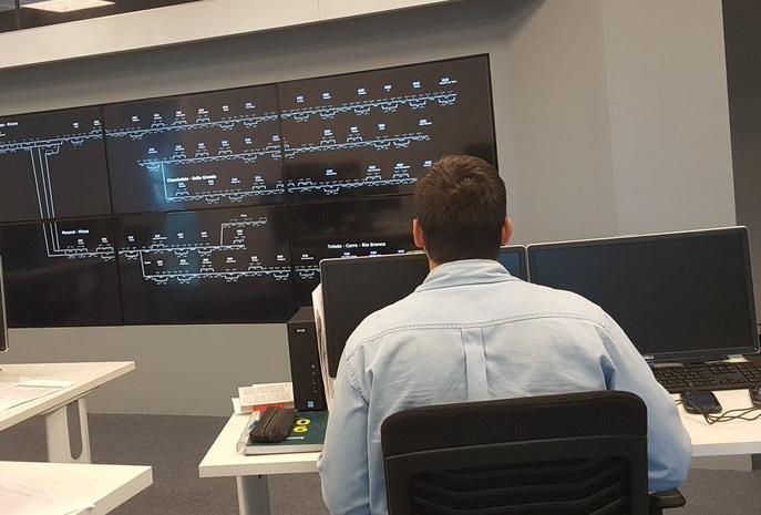 Nuevo Centro de Control Satelital de Vías Férreas
